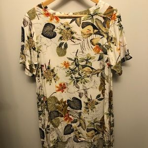 Shein Casual Floral Dress